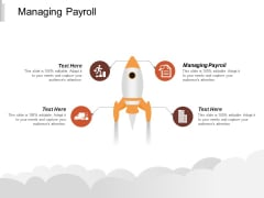 Managing Payroll Ppt Powerpoint Presentation Layouts Backgrounds Cpb