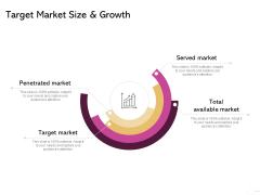 Managing Portfolio Growth Options Target Market Size And Growth Ppt Show Designs PDF