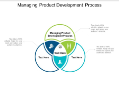 Managing Product Development Process Ppt PowerPoint Presentation Layouts Design Templates Cpb