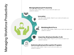 Managing Workforce Productivity Ppt PowerPoint Presentation Example File