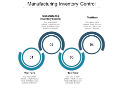 Manufacturing Inventory Control Ppt PowerPoint Presentation Professional Structure Cpb