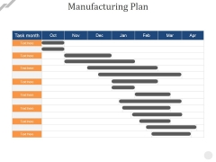 Manufacturing Plan Ppt PowerPoint Presentation Layouts Outfit