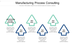 Manufacturing Process Consulting Ppt PowerPoint Presentation Professional Graphics Cpb Pdf