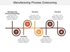 Manufacturing Process Outsourcing Ppt Powerpoint Presentation Ideas Templates Cpb