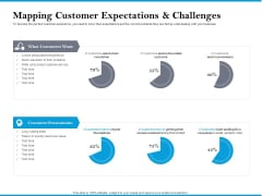 Mapping Customer Expectations And Challenges Summary PDF