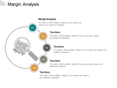 Margin Analysis Ppt PowerPoint Presentation Outline Files Cpb