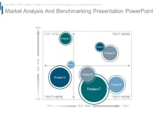Market Analysis And Benchmarking Presentation Powerpoint