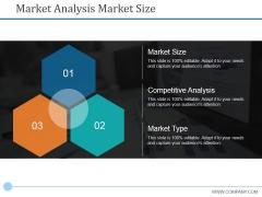 Market Analysis Market Size Ppt PowerPoint Presentation Styles Show
