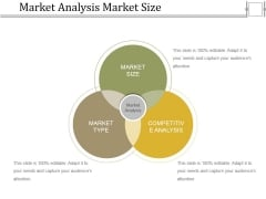 Market Analysis Market Size Ppt PowerPoint Presentation Summary Ideas