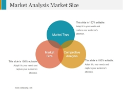 Market Analysis Market Size Template 1 Ppt PowerPoint Presentation Gallery Images