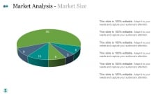 Market Analysis Market Size Template Ppt PowerPoint Presentation Show
