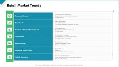 Market Analysis Of Retail Sector Retail Market Trends Information PDF