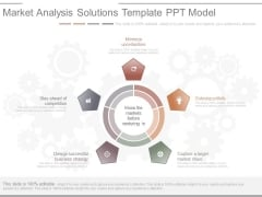 Market Analysis Solutions Template Ppt Model