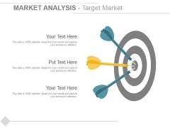 Market Analysis Target Market Ppt PowerPoint Presentation Gallery Brochure