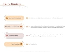 Market Assessment Entry Barriers Ppt Visual Aids Backgrounds PDF