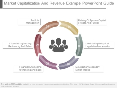 Market Capitalization And Revenue Example Powerpoint Guide