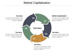 Market Capitalization Ppt PowerPoint Presentation Templates Cpb