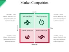 Market Competition Ppt PowerPoint Presentation Outline Infographic Template