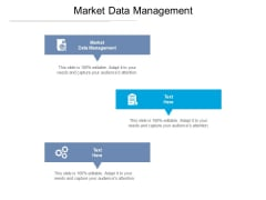 Market Data Management Ppt PowerPoint Presentation Icon Cpb Pdf