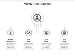 Market Data Sources Ppt PowerPoint Presentation Outline Design Templates Cpb