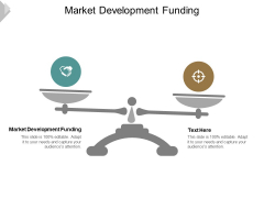 Market Development Funding Ppt PowerPoint Presentation Inspiration Sample Cpb