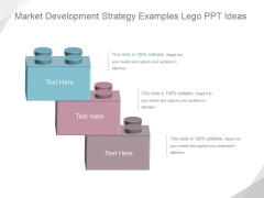 Market Development Strategy Examples Lego Ppt PowerPoint Presentation Guidelines