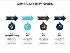 Market Development Strategy Ppt PowerPoint Presentation Slides Designs Cpb