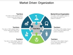 Market Driven Organization Ppt PowerPoint Presentation Professional Example Cpb