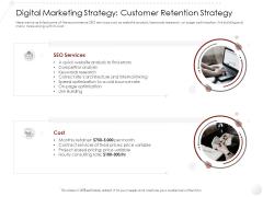 Market Entry Gym Health Fitness Clubs Industry Digital Marketing Strategy Customer Retention Strategy Demonstration PDF