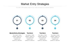 Market Entry Strategies Ppt PowerPoint Presentation Show Files Cpb