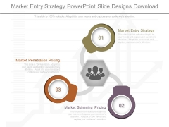 Market Entry Strategy Powerpoint Slide Designs Download