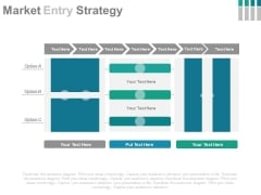 Market Entry Strategy Ppt Slides