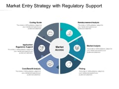 Market Entry Strategy With Regulatory Support Ppt PowerPoint Presentation Model Microsoft