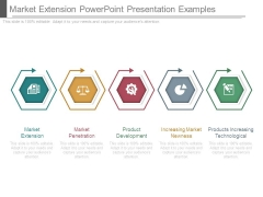 Market Extension Powerpoint Presentation Examples