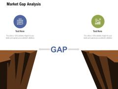Market Gap Analysis Ppt PowerPoint Presentation Diagram Templates