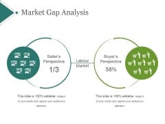Market Gap Analysis Ppt PowerPoint Presentation Layout