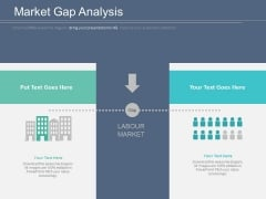 Market Gap Analysis Ppt Slides