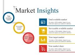 Market Insights Template 1 Ppt PowerPoint Presentation Professional Slides