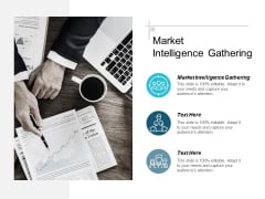 Market Intelligence Gathering Ppt PowerPoint Presentation Model Example Introduction Cpb
