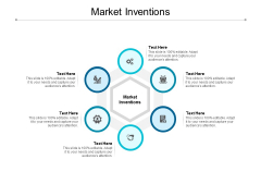 Market Inventions Ppt PowerPoint Presentation Icon Ideas Cpb