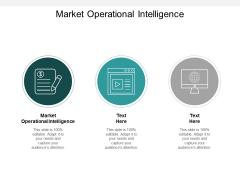 Market Operational Intelligence Ppt PowerPoint Presentation Model Master Slide Cpb