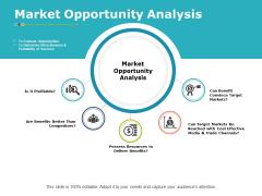 Market Opportunity Analysis Ppt PowerPoint Presentation Portfolio Skills