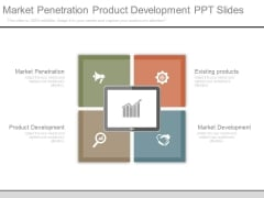 Market Penetration Product Development Ppt Slides