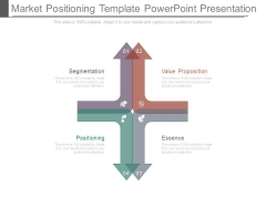 Market Positioning Template Powerpoint Presentation