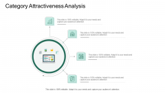 Market Potential Analysis Category Attractiveness Analysis Ppt Infographics Pictures PDF