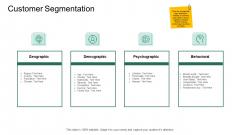 Market Potential Analysis Customer Segmentation Ppt Infographics Microsoft PDF