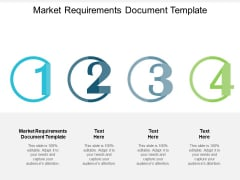 Market Requirements Document Template Ppt PowerPoint Presentation Inspiration Sample Cpb
