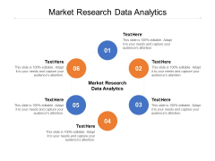 Market Research Data Analytics Ppt PowerPoint Presentation File Ideas Cpb