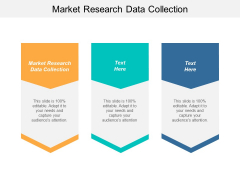 Market Research Data Collection Ppt PowerPoint Presentation Infographics Ideas Cpb