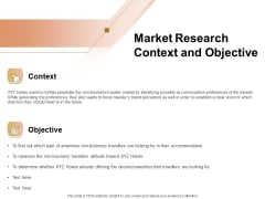 Market Research Demand Market Research Context And Objective Ppt Professional Backgrounds PDF